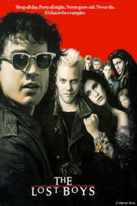 Film poster for The Lost Boys