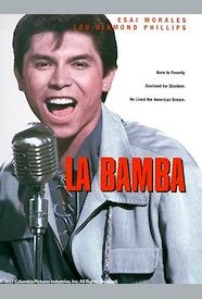 La Bamba film cover