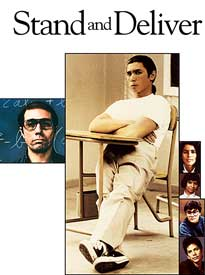 Stand and Deliver film cover