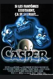 movie poster for Casper