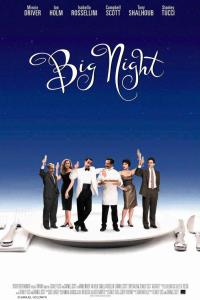 Film poster for Big Night