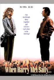 When Harry Met Sally... Film Poster