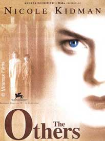 Film poster for The Others
