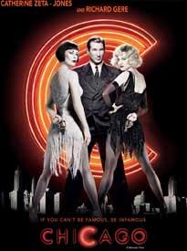 Film poster for Chicago