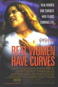 Real Women have curves film cover