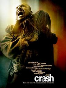 Film poster for Crash