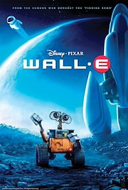 Film poster for WALL-E