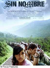 Sin Nombre film cover