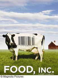 Film poster for Food Inc.