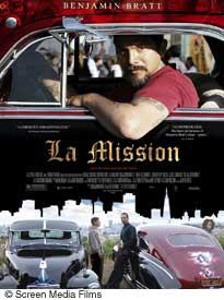 La Mission film cover