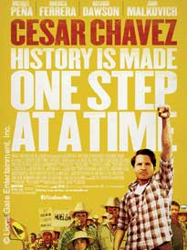 Cesar Chavez film cover