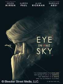 Eye in the Sky Film Poster