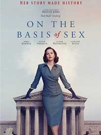 On the basis of sex cover